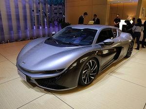 上海车展前途K50