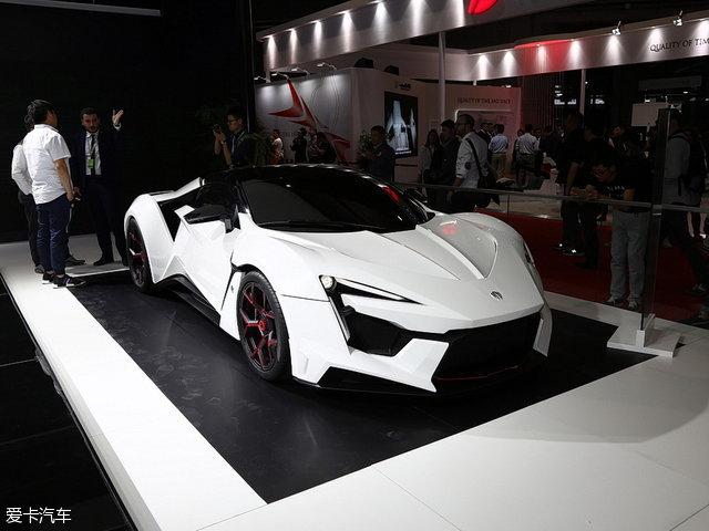 W Motors2015款Lykan HyperSport