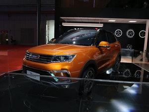 上海车展野马T60