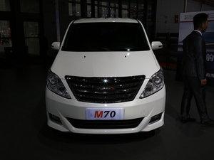 上海车展野马M70