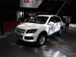 上海车展野马T70 EV