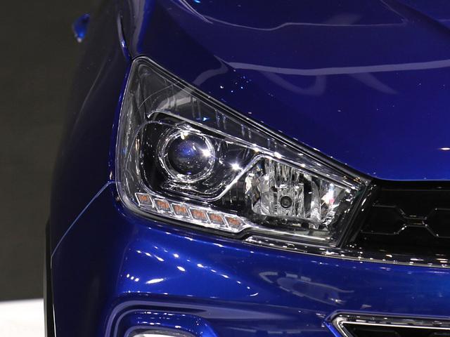 五菱首款SUV静态评测