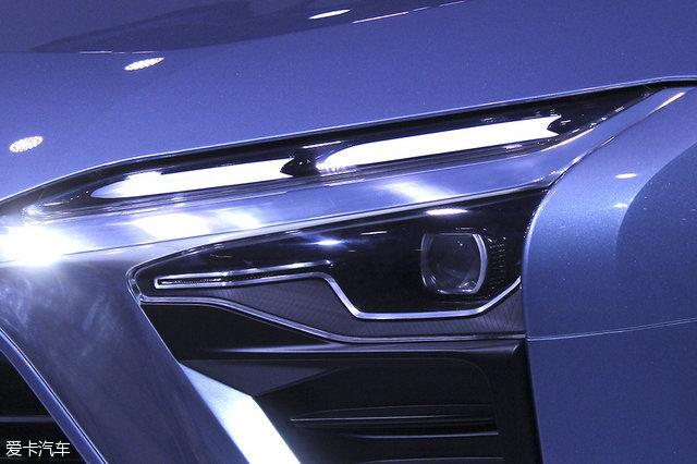 上海车展;蔚来汽车;蔚来汽车ES8;蔚来汽车EP9;互联