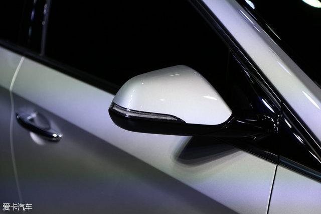 2017上海车展 现代全新索纳塔 静态评测