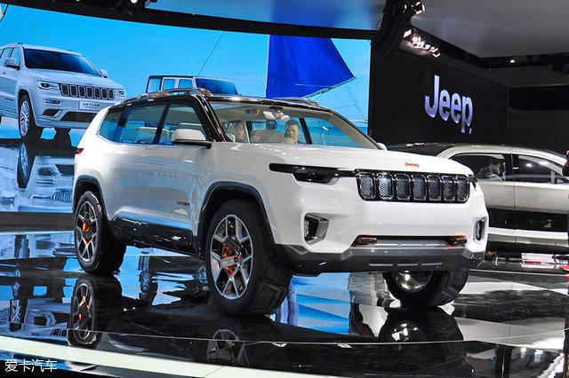 Jeep2017款云图