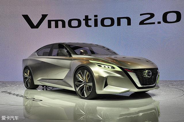 日产Vmotion2.0概念车
