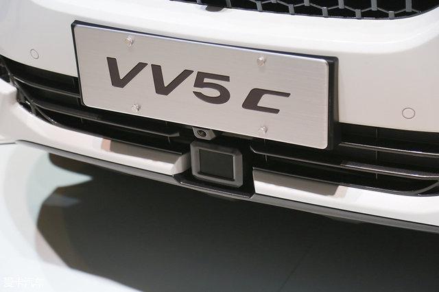 长城WEY VV5c静态评测