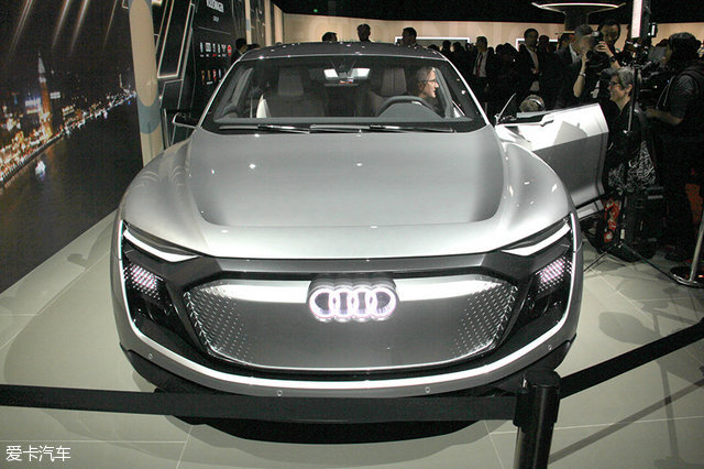 奥迪E-Tron Sportback