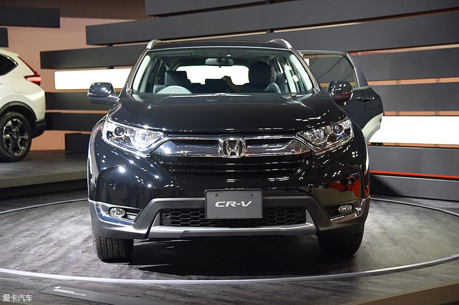 CR-V七座