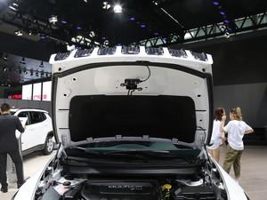 2017款自由光 上海车展