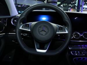 2017款奔驰E级 上海车展