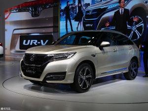 本田UR-V