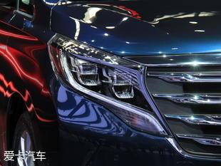 广汽乘用车2018款传祺GM8