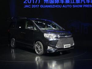 2018款瑞风M6 上海车展
