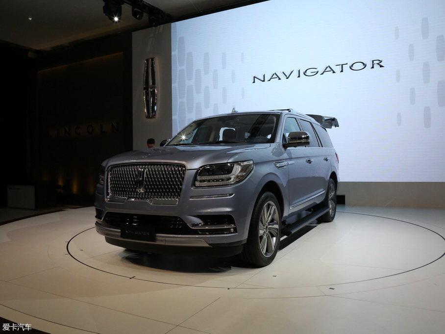 洛杉矶车展:全新领航员Navigator亮相