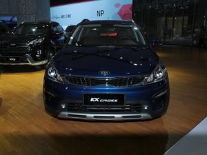 广州车展起亚KX CROSS