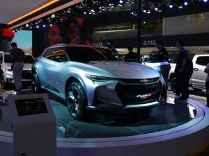 广州车展雪佛兰FNR-X