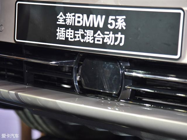 2017广州车展新宝马530Le静评