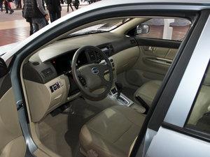 2010款比亚迪F3DM 中控区