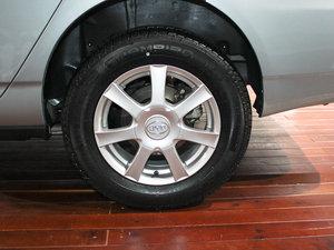 2010款比亚迪F3DM 轮胎