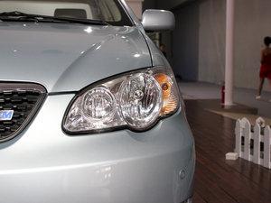 2010款比亚迪F3DM 头灯