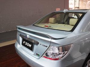 2010款比亚迪F3DM 细节外观