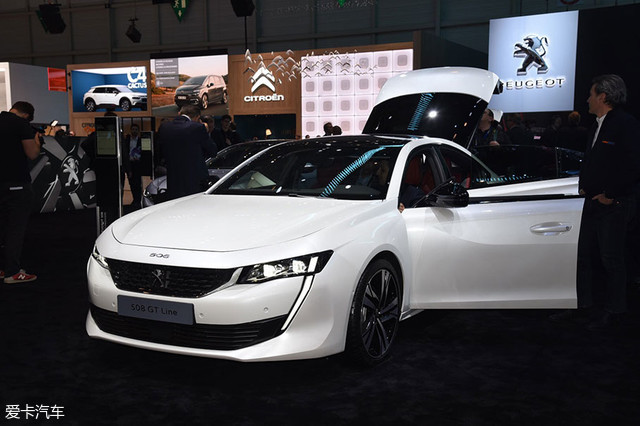 2018日内瓦车展;标致508
