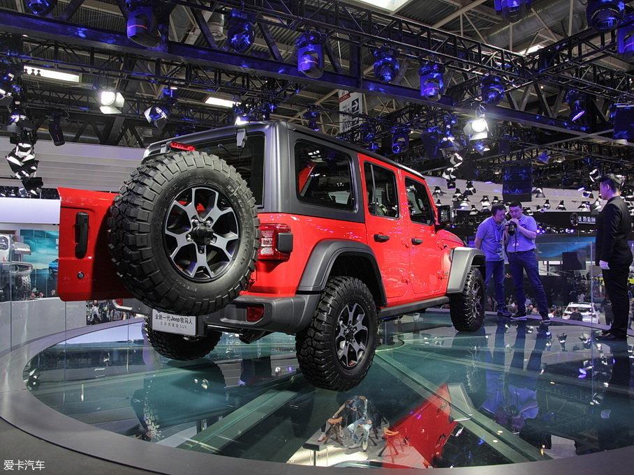 Jeep2018款牧马人