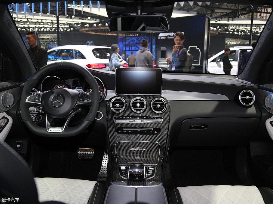 奔驰AMG2018款奔驰GLC级AMG