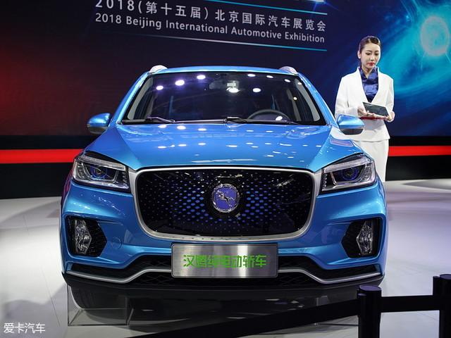 汉腾汽车2017款汉腾EV