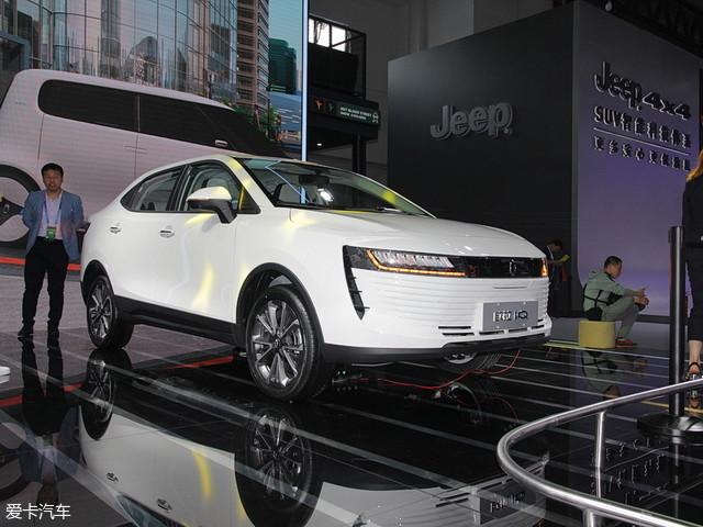 长城汽车2018款欧拉iQ