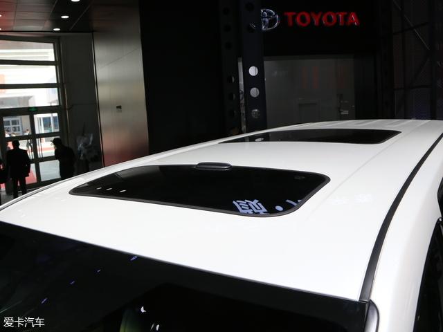 2018北京车展;静态评测;丰田埃尔法