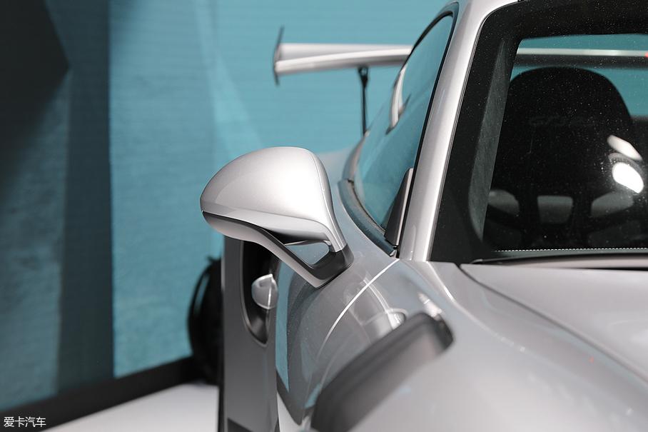 保时捷911 GT3RS静态评测