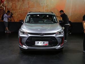2018款沃兰多 上海车展