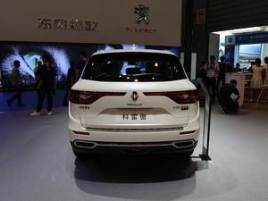 2018款科雷傲 上海车展