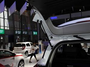 2018款瑞风S3 上海车展