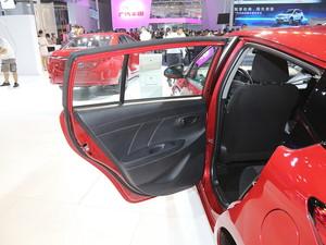2017款威驰FS 上海车展