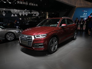 2019款奥迪Q5 上海车展