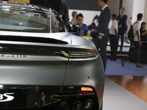 2019款DBS 上海车展