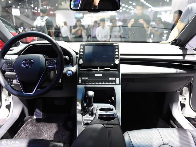 一汽丰田2019款亚洲龙