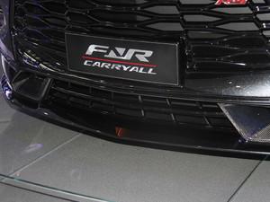 2019款雪佛兰FNR-CarryAll 上海车展