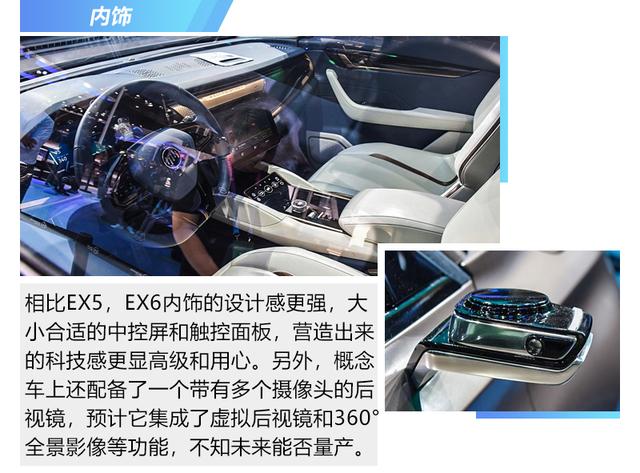 2018广州车展;新能源车;EX6;EX5;哪吒N03;概念车
