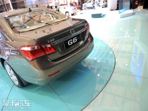 比亚迪汽车 2011款比亚迪G6