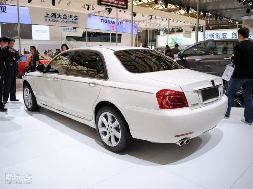 上汽荣威 2011款荣威750