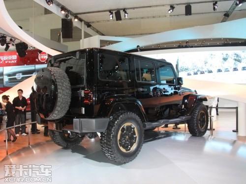 龙图腾 jeep 概念车/JEEP牧马人龙图腾概念车