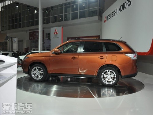 三菱全新SUV车型将上市高清图片