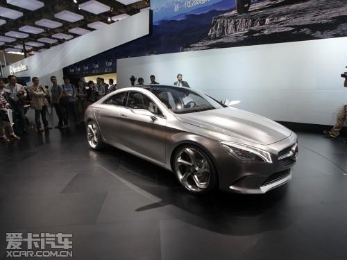 奔驰Style coupe