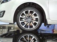 细节外观海马M8轮胎