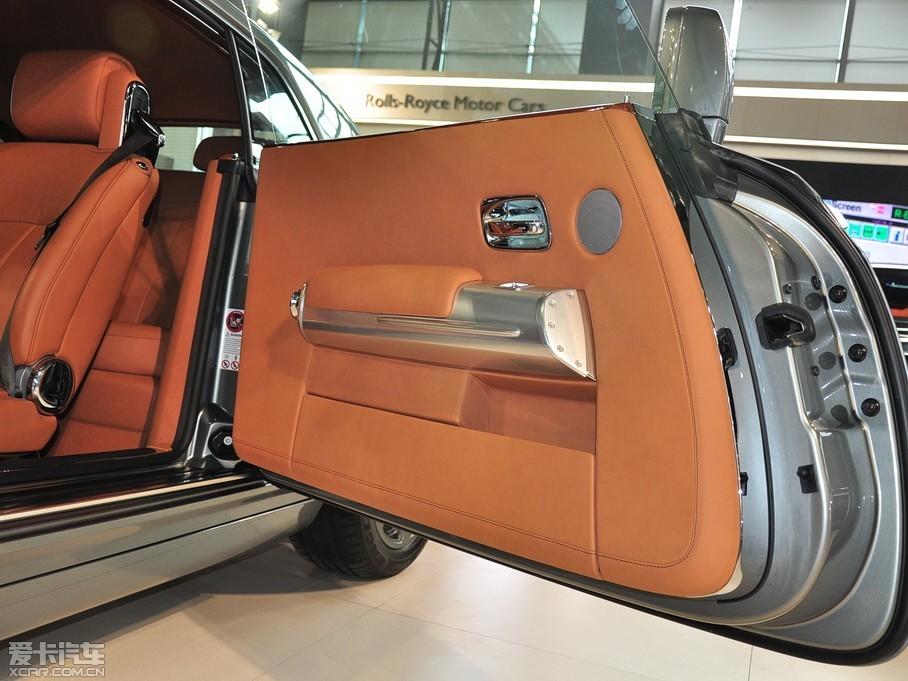 2013款幻影6.7L 双门轿跑车