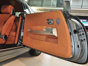 2013款6.7L 双门轿跑车 空间座椅